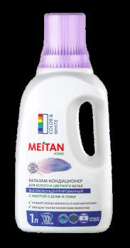 Высококонцентрированный бальзам-кондиционер для белого и цветного белья