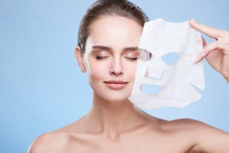 Тканевые маски для лица как часто пользоваться